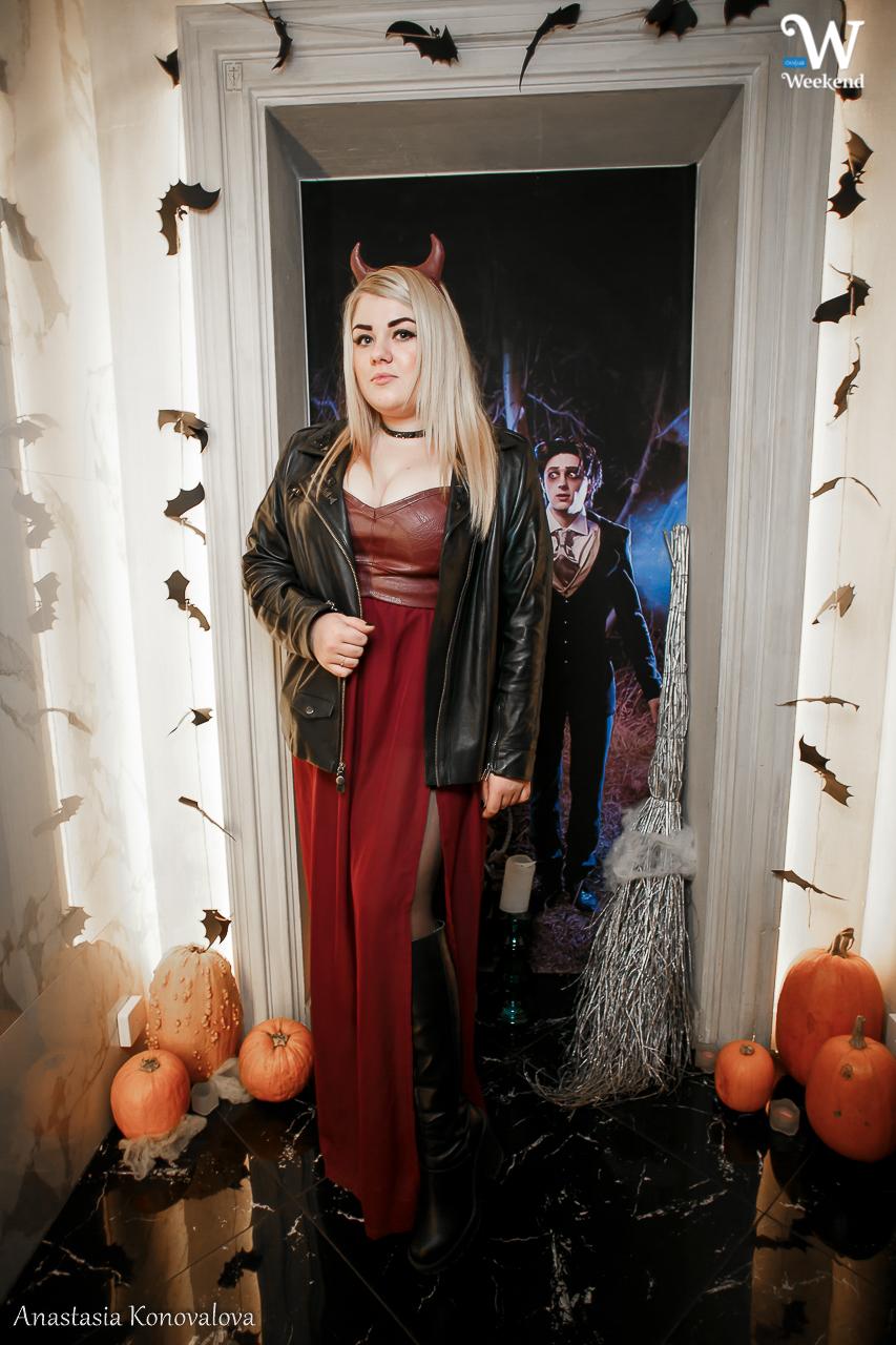 Halloween в Pub34, Veranda