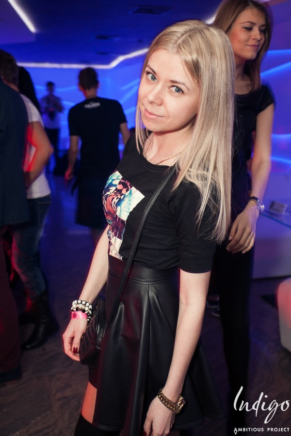 «Residents Night» в клубе Indigo