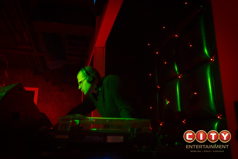 «Whisko Disco» в City Entertainment