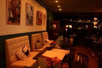 Арт-кафе «Неизвестный Петровский»