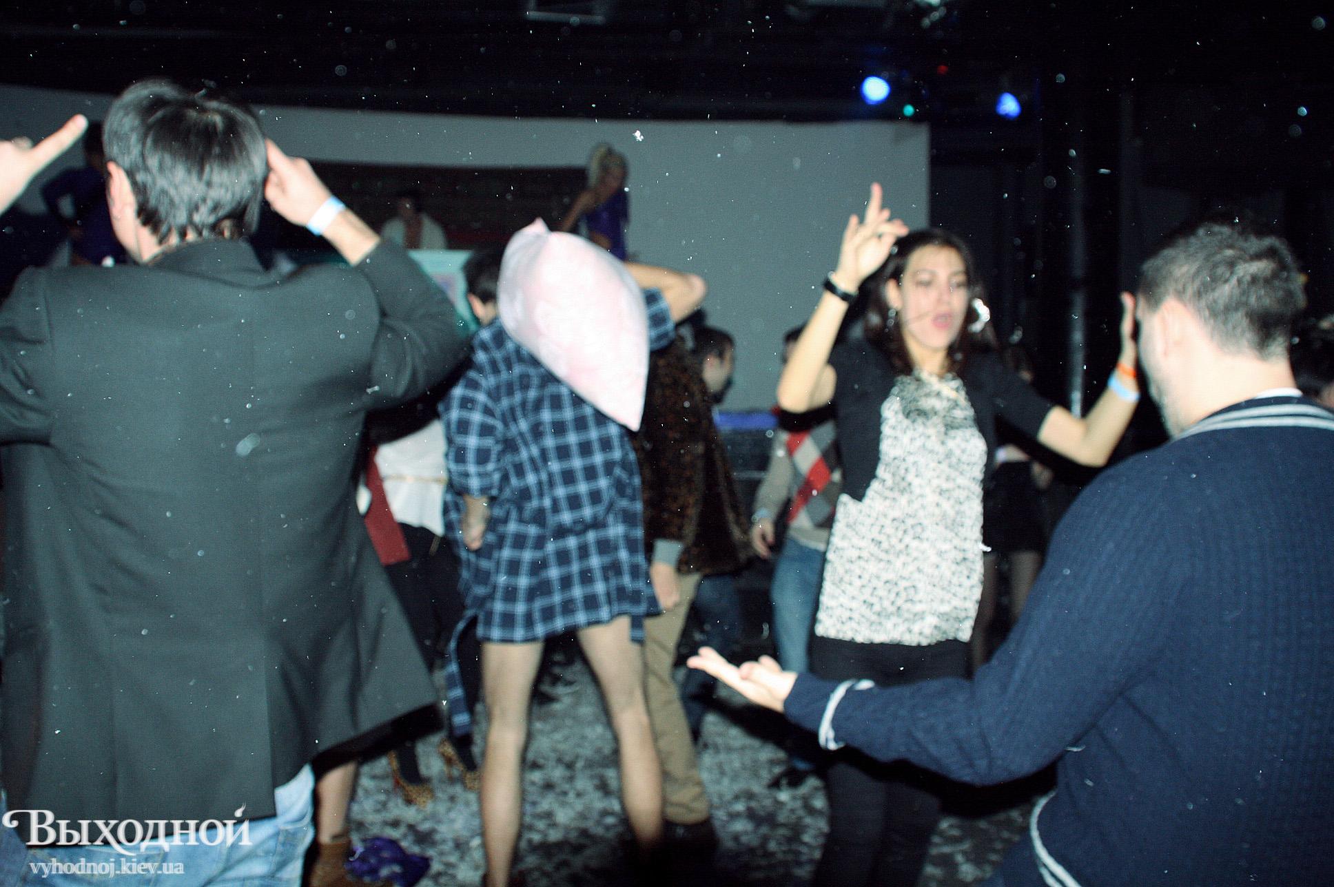 Вечеринка «Злякай їжака голим задом 2» в «Crystall Hall»