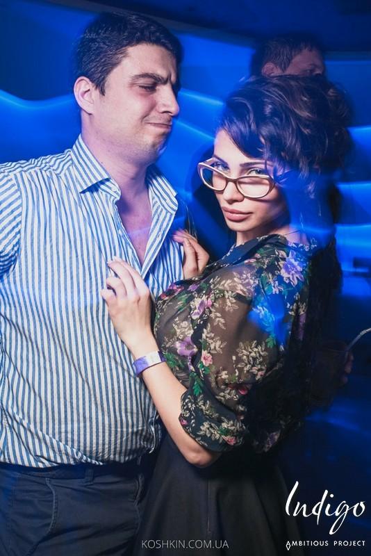 Выступление Diana Miro и презентация «Royal Show Girls» в клубе Indigo