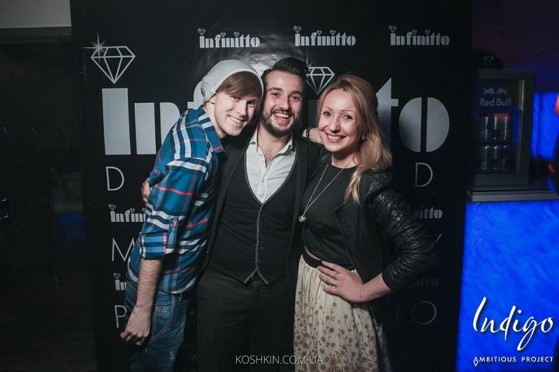 Второй тур кастинга «Infinitto» в клубе Indigo