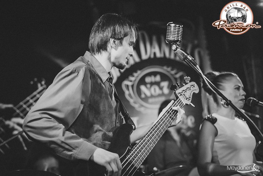 Cover BAND «Let's Funk» и Олегом Савинским