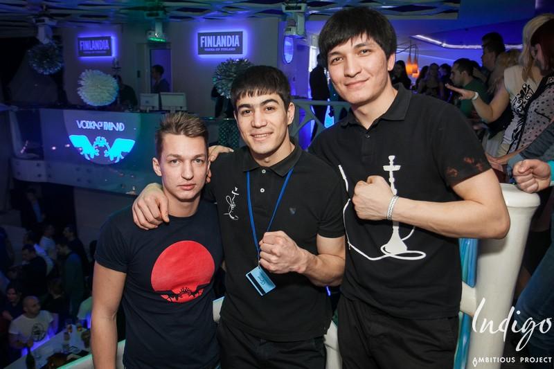 «2Guys.2Guns» в клубе Indigo