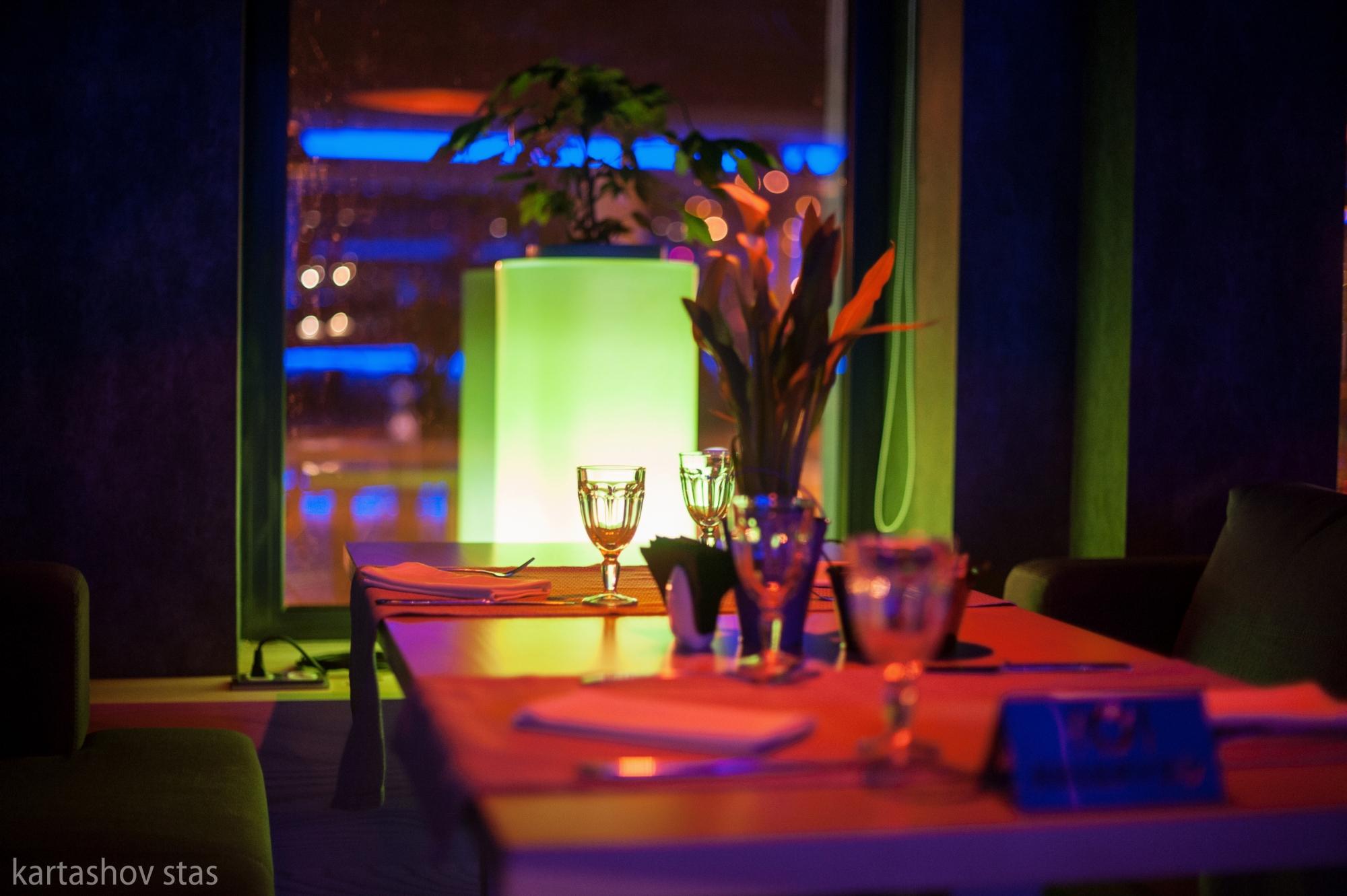 Сhocolate Autumn в ресторане «Бетон»
