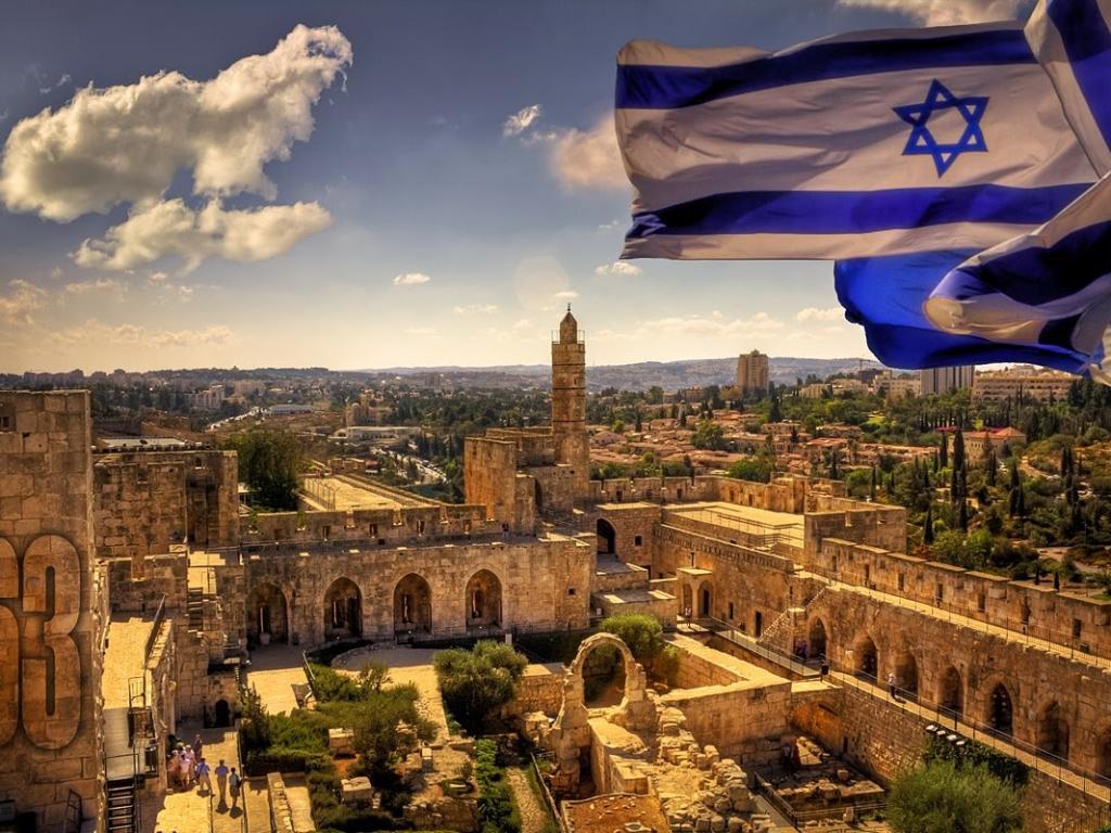 Сонячний Ізраїль: Єрусалим + Ейлат @ «Море турів»