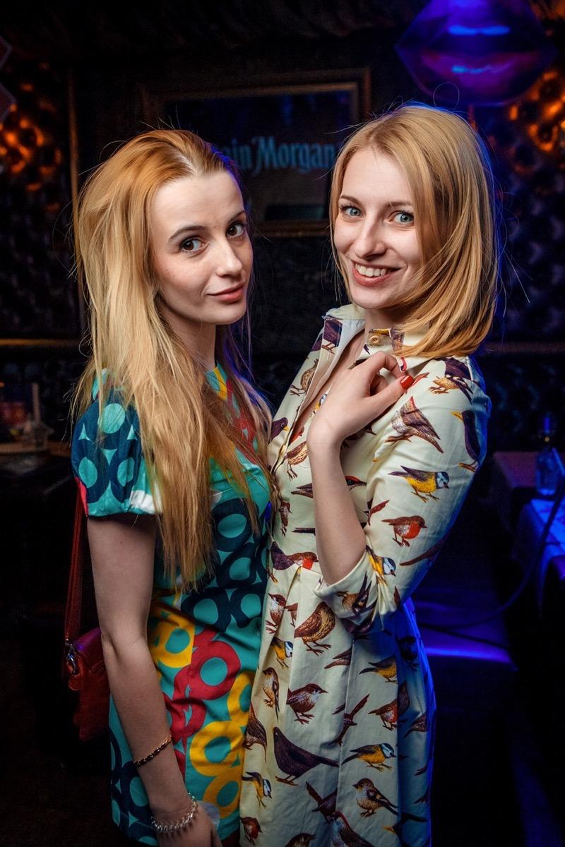 «ТельНяшки. Таки Одесская вечеринка» в «Saxon»