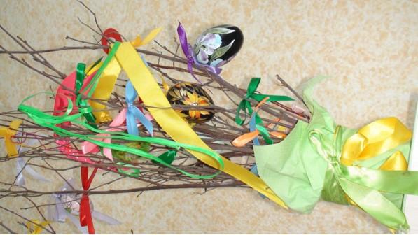 Детский мастер-класс «Пасхальная розпись в стиле Декупаж» @ Клуб «Талия»