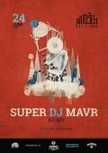 Super dj Mavr в «Mozgi bar»