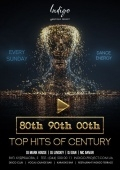 Top hits of century 80x, 90x, 00x в «Indigo»