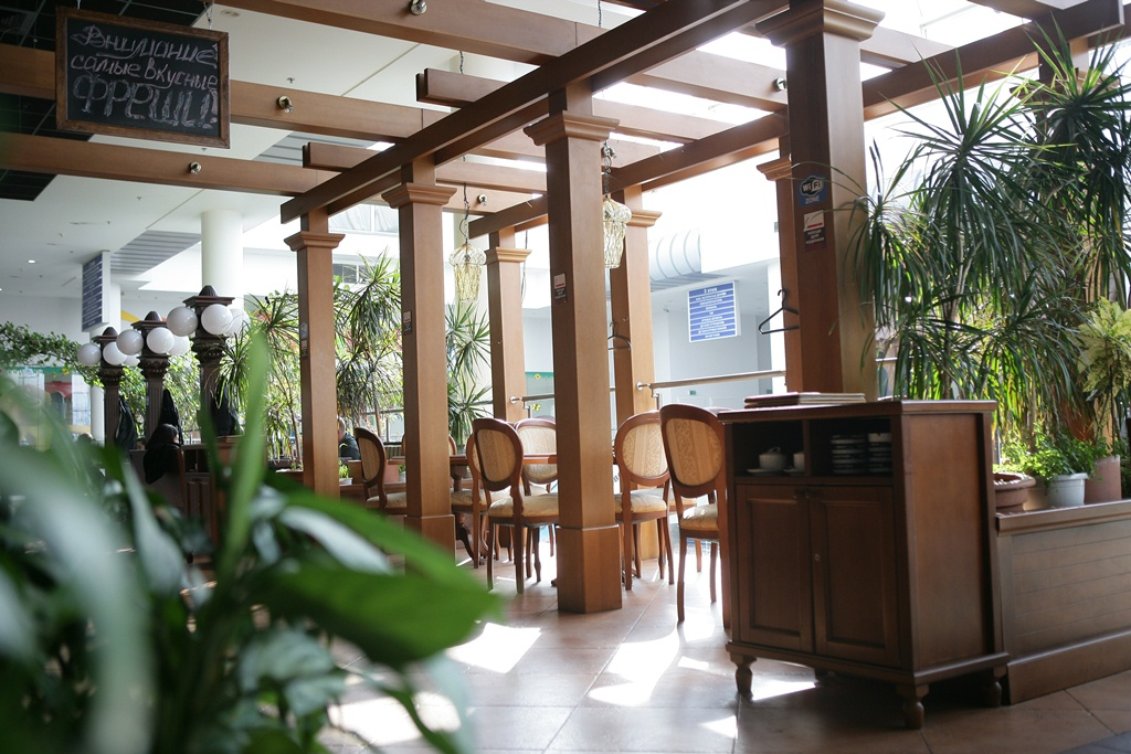 Ресторан «Вилла Италия»