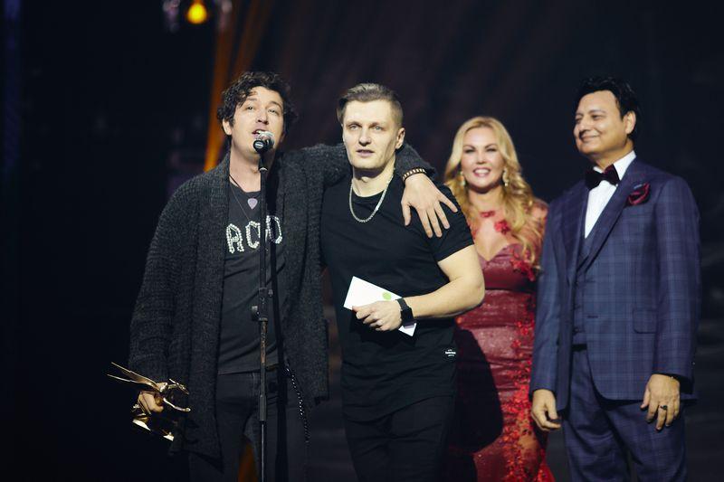 Музыкальная премия «YUNA» 2018