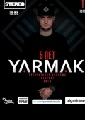 Yarmak «5 лет» в «Stereo Plaza»