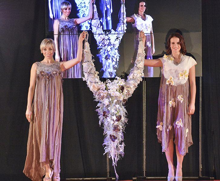 Фестиваль «Kiev Flower Show» в МВЦ «Акко Интернешнл»