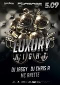 Luxury nights в «Forsage»