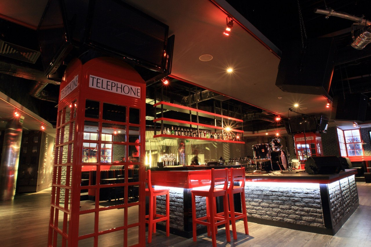 Пивной ресторан «Red Queen»