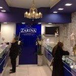 Сеть ювелирных магазинов «Zarina»