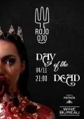 День Мертвых в «Rojo Ojo»