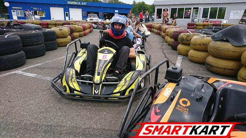 Smart Battle в «Smartkart»
