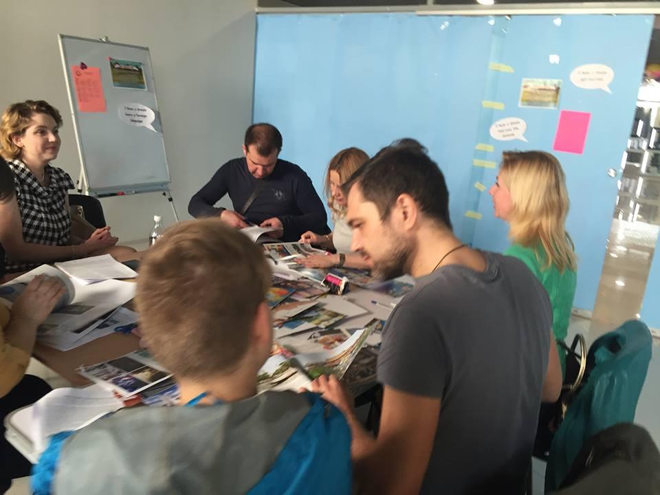 Dnepr English Camp| Фотоотчет за 23-24 мая