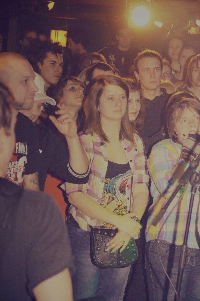 Концерт групп «Станция Мир» и «Блюденс»
