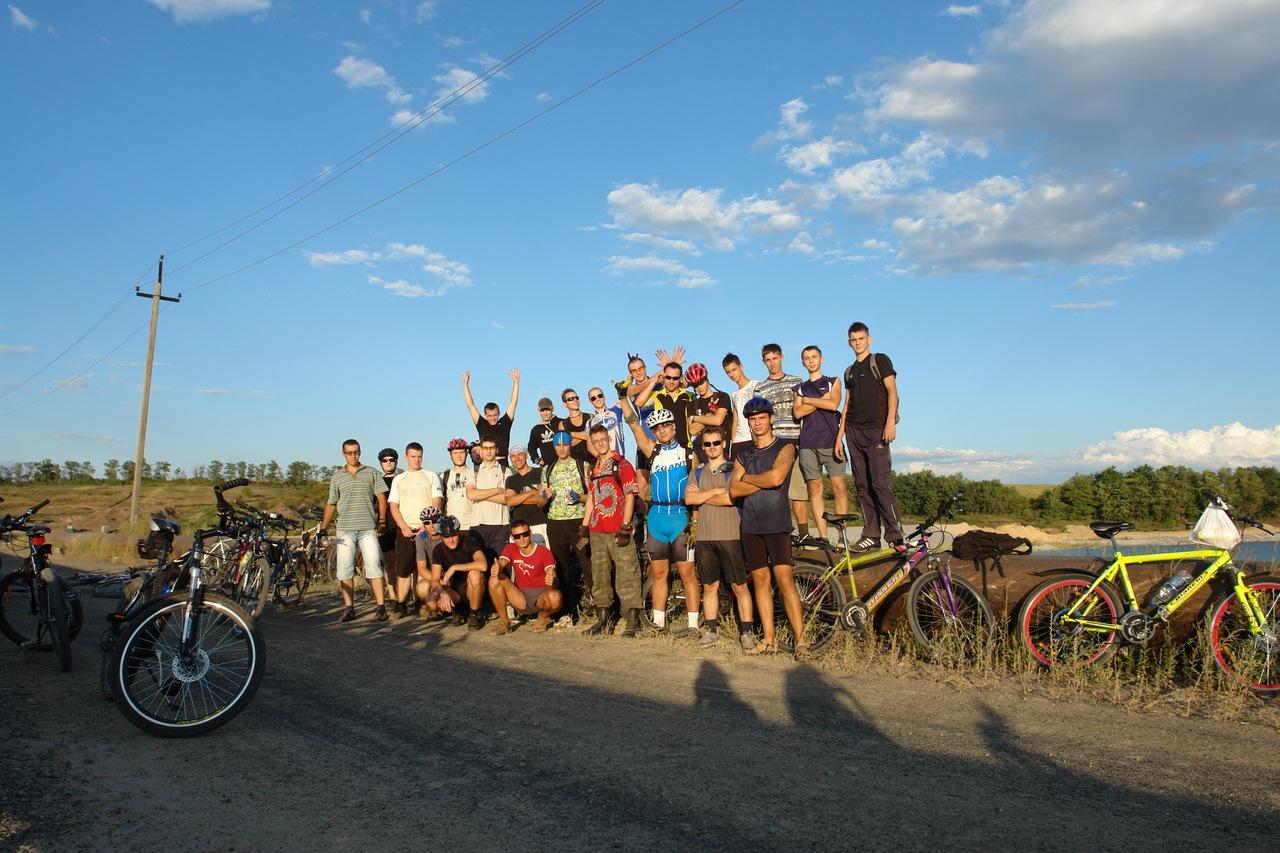Велопокатушки с Kava