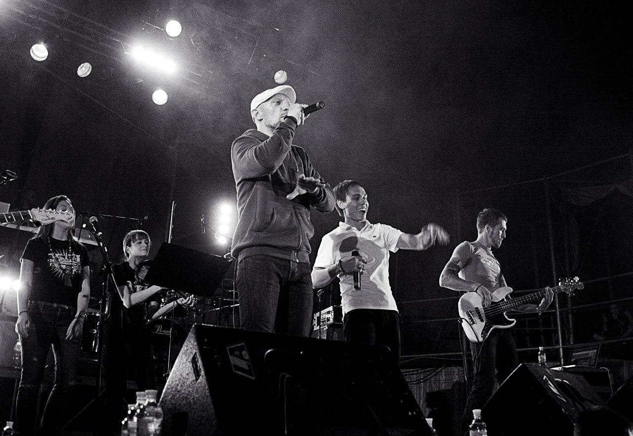 Группа «25/17» в клубе «Бинго»